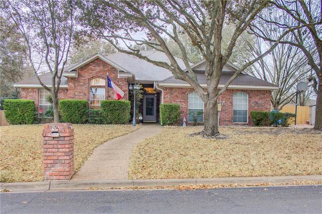 611 Aspen Incline Drive, Hewitt, TX 76643 (MLS #199530) :: A.G. Real Estate & Associates