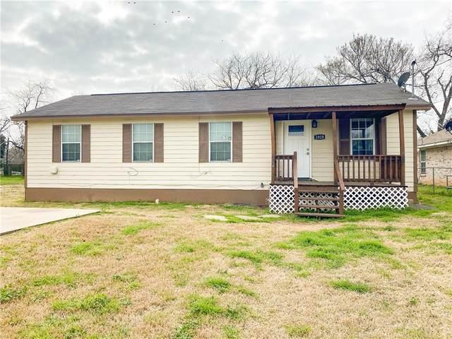 1020 Rose Street, Waco, TX 76704 (MLS #199550) :: Vista Real Estate