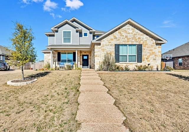 10312 Creekside Lane, Waco, TX 76712 (MLS #199551) :: A.G. Real Estate & Associates