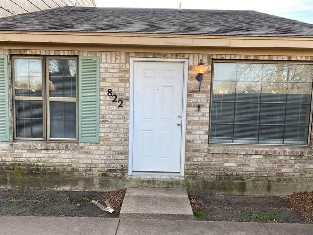 822 N 62nd Street, Waco, TX 76710 (MLS #199582) :: A.G. Real Estate & Associates