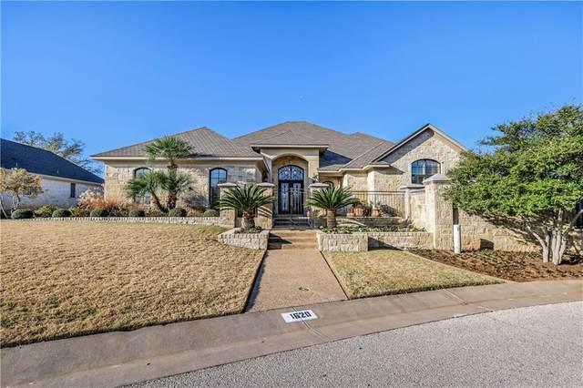 1620 Ridgewood Drive, Waco, TX 76710 (MLS #199587) :: A.G. Real Estate & Associates