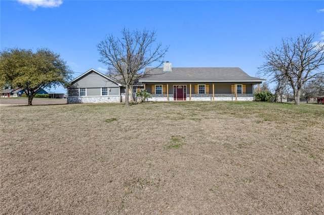 102 Canton Lane, Riesel, TX 76682 (MLS #199598) :: A.G. Real Estate & Associates