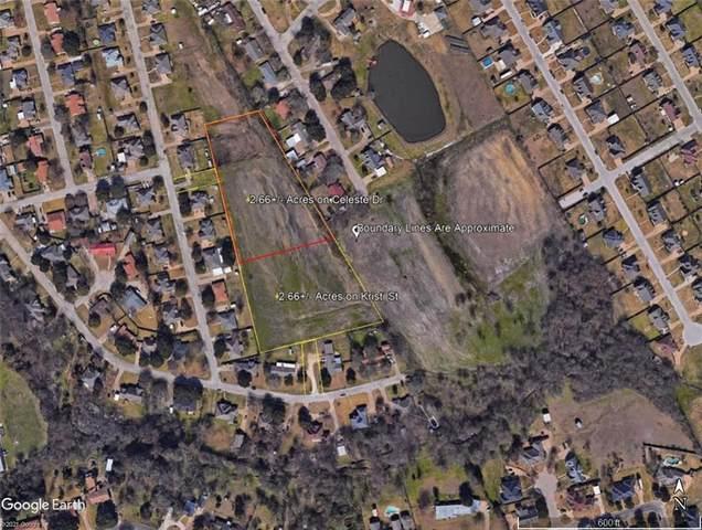 2.66+/- Acres on Celeste Drive, Robinson, TX 76706 (MLS #199633) :: A.G. Real Estate & Associates