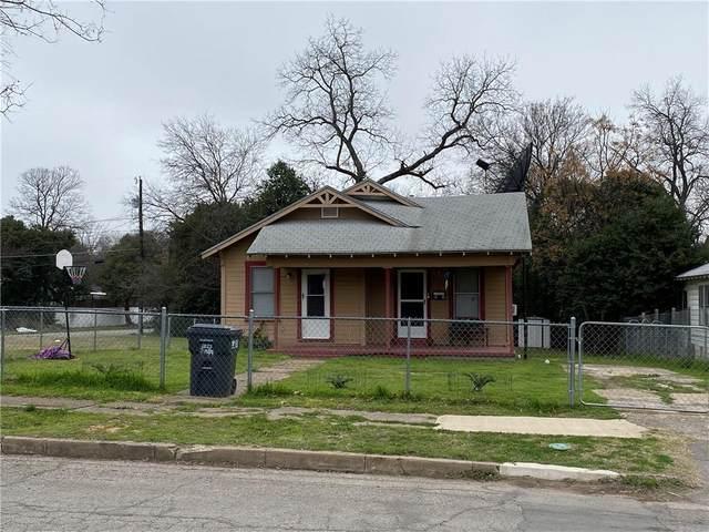 2023 Trice Avenue, Waco, TX 76707 (MLS #199638) :: A.G. Real Estate & Associates