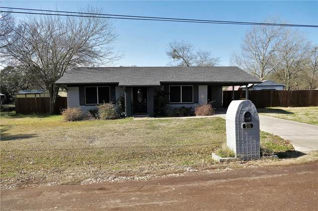 906 Willow Pond Road, Groesbeck, TX 76642 (MLS #199647) :: A.G. Real Estate & Associates