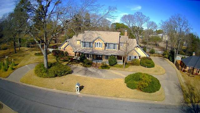 1194 Oval Drive, Athens, TX 75751 (MLS #199661) :: A.G. Real Estate & Associates