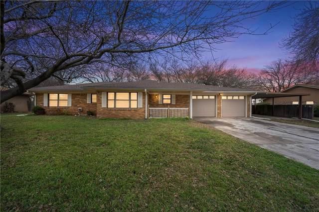 112 E San Benito Drive, Robinson, TX 76706 (MLS #199691) :: A.G. Real Estate & Associates
