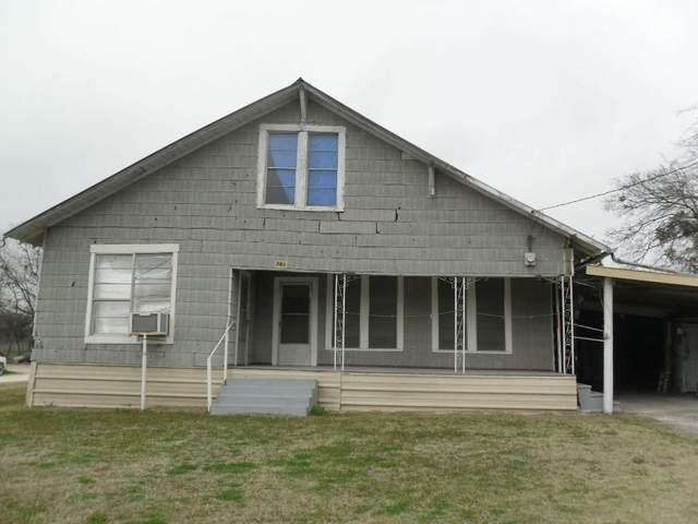 701 Doyle, Coolidge, TX 76635 (MLS #199700) :: A.G. Real Estate & Associates