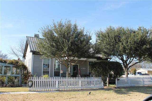409 N San Jacinto Street, Whitney, TX 76692 (MLS #199725) :: A.G. Real Estate & Associates
