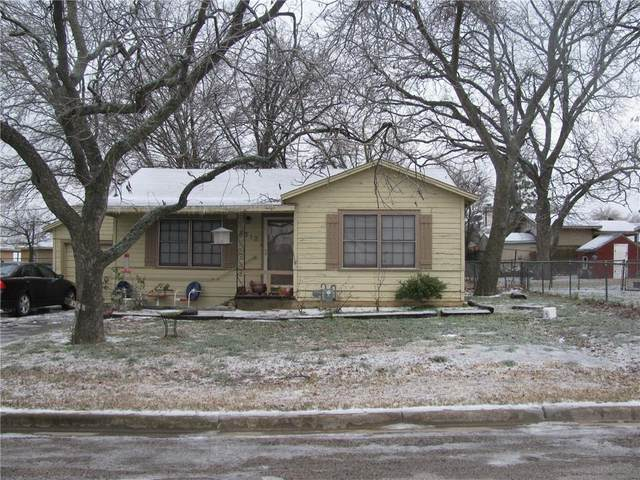 3312 Pewitt Drive, Waco, TX 76706 (MLS #199732) :: A.G. Real Estate & Associates
