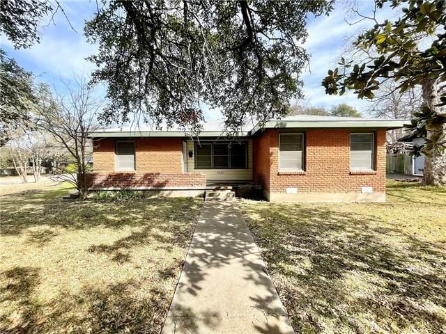 2325 N 49th Street, Waco, TX 76710 (MLS #199758) :: A.G. Real Estate & Associates