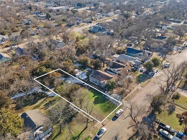 1610 Pine Avenue, Waco, TX 76708 (MLS #199765) :: A.G. Real Estate & Associates