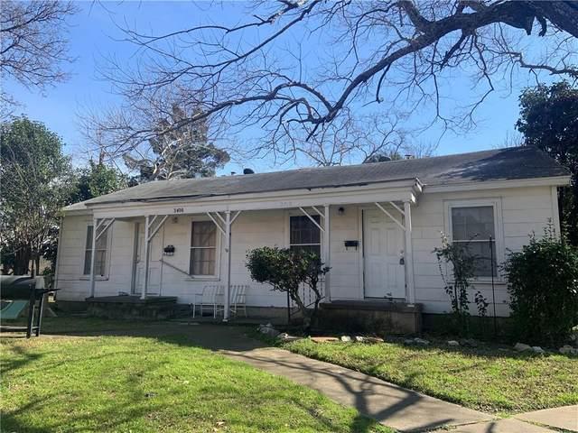 3408 Brook Circle, Waco, TX 76708 (MLS #199786) :: A.G. Real Estate & Associates