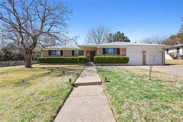 1424 Valeska Drive, Waco, TX 76710 (MLS #199794) :: A.G. Real Estate & Associates