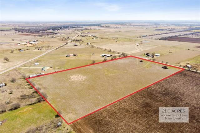 TBD Covered Wagon Trail, Crawford, TX 76638 (MLS #199801) :: A.G. Real Estate & Associates