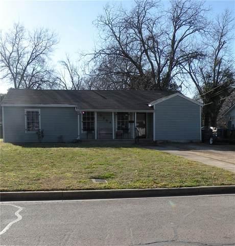 2238 N 42nd Street, Waco, TX 76710 (MLS #199805) :: A.G. Real Estate & Associates