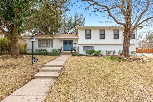 2024 Collins Drive, Waco, TX 76710 (#199812) :: Homes By Lainie Real Estate Group