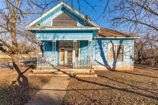 2725 Colonial Avenue, Waco, TX 76707 (MLS #199814) :: A.G. Real Estate & Associates