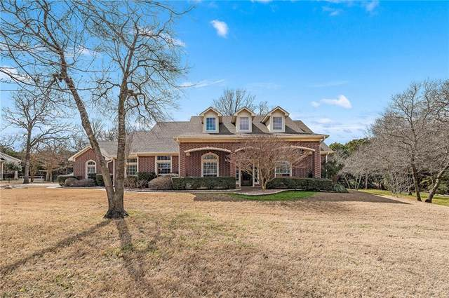 1175 Autumn Oaks Circle, China Spring, TX 76633 (MLS #199831) :: A.G. Real Estate & Associates