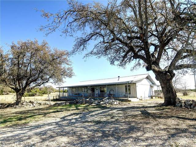 501 Myers Creek Road, Dripping Springs, TX 78620 (#199843) :: Zina & Co. Real Estate