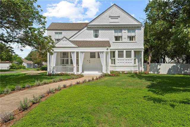 2325 Parrott Avenue, Waco, TX 76707 (#199848) :: Homes By Lainie Real Estate Group