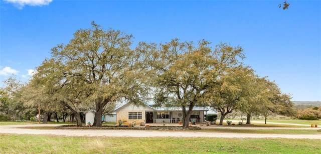 5388 S Us Hwy 281 Highway, Burnet, TX 78611 (MLS #199856) :: A.G. Real Estate & Associates