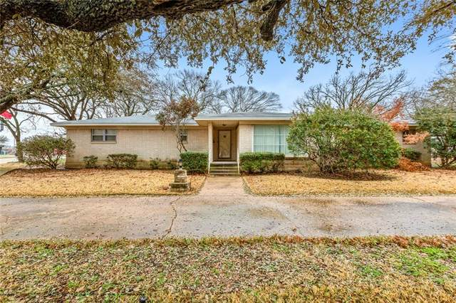 7600 Old Mcgregor Road, Woodway, TX 76712 (MLS #199864) :: A.G. Real Estate & Associates