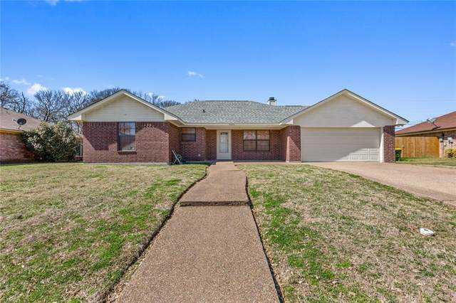 4620 Lexington Street, Waco, TX 76705 (MLS #199935) :: A.G. Real Estate & Associates