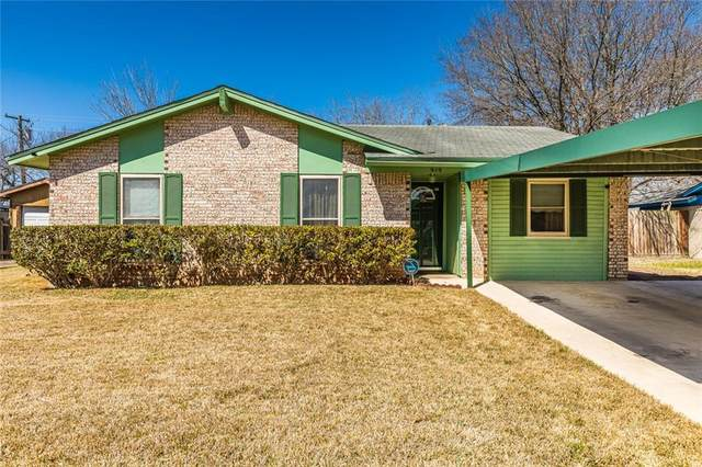 909 Church Avenue, Waco, TX 76706 (MLS #199955) :: A.G. Real Estate & Associates