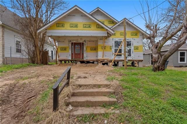 928 N 10th Street, Waco, TX 76707 (MLS #200009) :: A.G. Real Estate & Associates