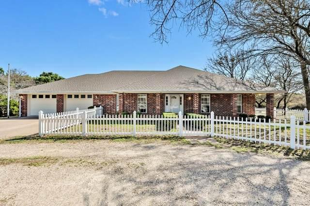 208 Rocky Road, Valley Mills, TX 76689 (MLS #200042) :: A.G. Real Estate & Associates