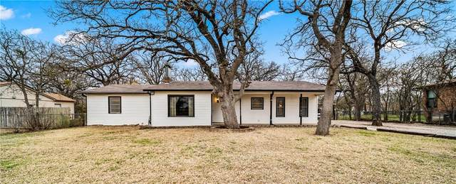322 Old Leroy Road, Elm Mott, TX 76640 (MLS #200051) :: A.G. Real Estate & Associates