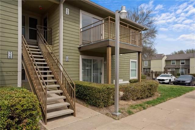 1500 Lake Shore Drive #116, Waco, TX 76708 (MLS #200119) :: A.G. Real Estate & Associates