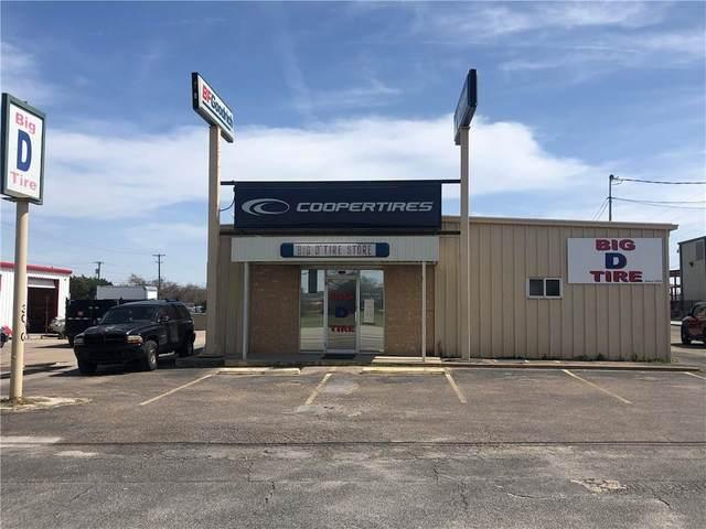 3010 S Fort Hood Street, Killeen, TX 76542 (MLS #200148) :: A.G. Real Estate & Associates
