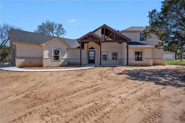 950 Whispering Oaks, China Spring, TX 76633 (MLS #200162) :: A.G. Real Estate & Associates