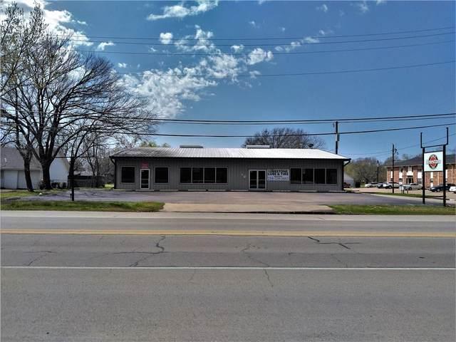 302 E Yeagua Street, Groesbeck, TX 76642 (MLS #200192) :: A.G. Real Estate & Associates