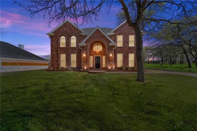 123 River Ridge Drive, Waco, TX 76705 (MLS #200194) :: A.G. Real Estate & Associates