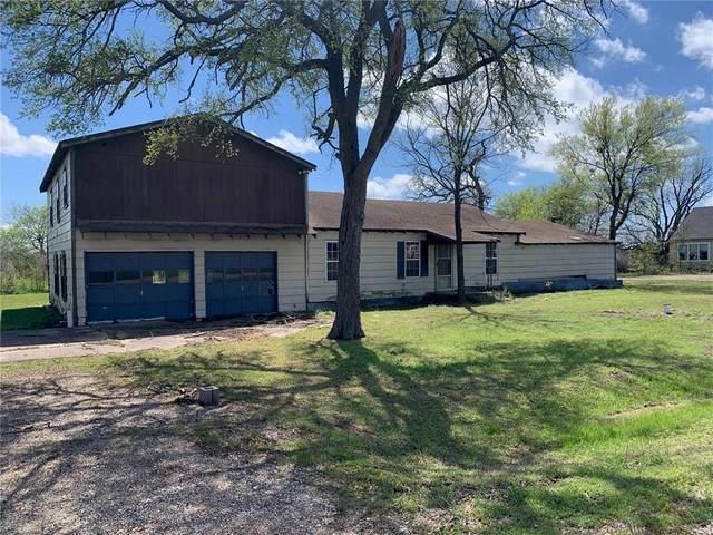 296 E Hilltop Street, Elm Mott, TX 76640 (MLS #200293) :: A.G. Real Estate & Associates