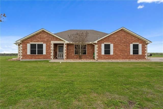 310 Cr 442 Road, Eddy, TX 76524 (MLS #200322) :: A.G. Real Estate & Associates