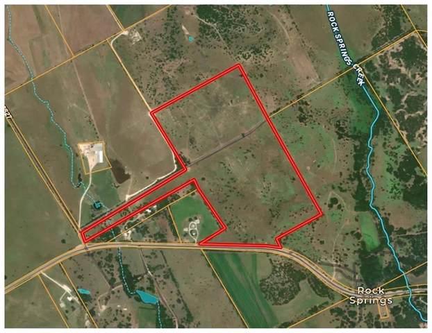 522 Fm 1637 Road, Valley Mills, TX 76689 (MLS #200348) :: A.G. Real Estate & Associates