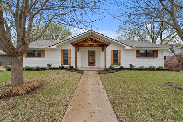 556 Topeka Drive, Waco, TX 76712 (MLS #200367) :: A.G. Real Estate & Associates