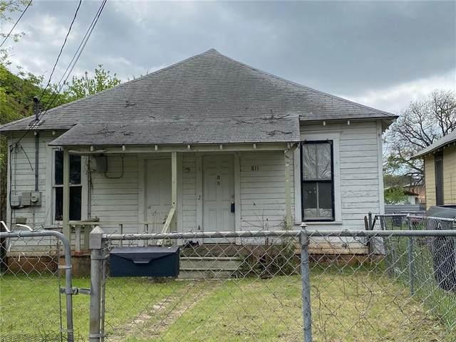 811 S 10th Street, Waco, TX 76706 (MLS #200369) :: A.G. Real Estate & Associates