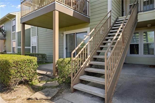 1500 Lake Shore Drive #103, Waco, TX 76708 (MLS #200373) :: A.G. Real Estate & Associates