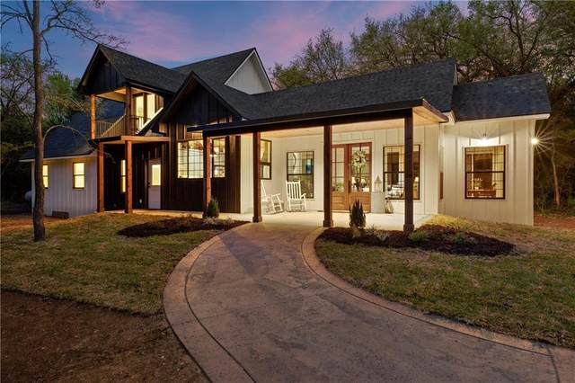 2350 W Elm Mott Lane, Waco, TX 76705 (MLS #200379) :: A.G. Real Estate & Associates