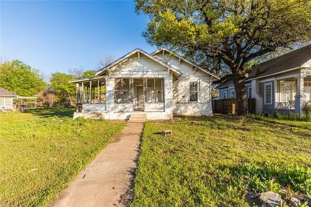3205 Parrott Avenue, Waco, TX 76707 (#200406) :: Sunburst Realty