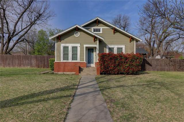204 N Avenue Q Avenue, Clifton, TX 76634 (MLS #200409) :: A.G. Real Estate & Associates