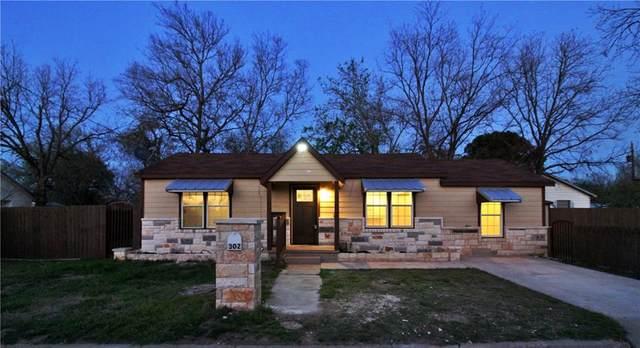 302 N 19th Street, Gatesville, TX 76528 (MLS #200418) :: A.G. Real Estate & Associates