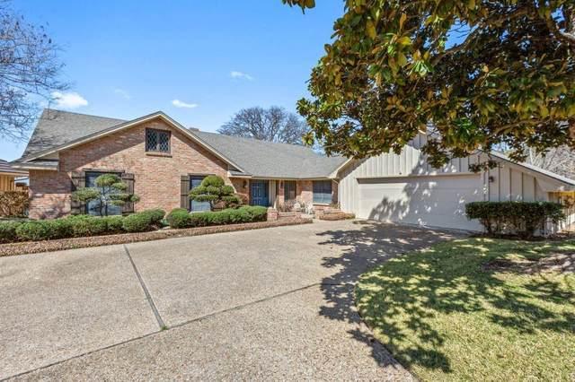 3709 Windmill Hill Street, Waco, TX 76710 (MLS #200427) :: A.G. Real Estate & Associates