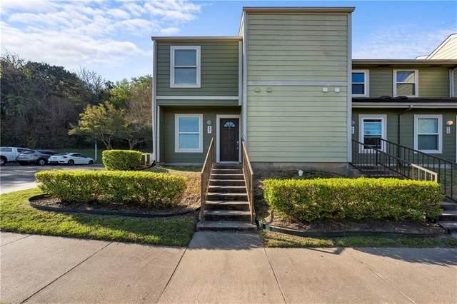 1500 Lake Shore Drive #401, Waco, TX 76708 (MLS #200433) :: A.G. Real Estate & Associates