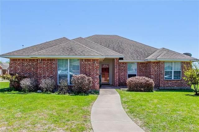 225 Pearl Drive, Hewitt, TX 76643 (MLS #200465) :: A.G. Real Estate & Associates